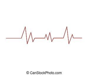 καρδιογράφημα , μικροβιοφορέας , φόρμα , ο ενσαρκώμενος λόγος του θεού , καρδιοχτύπι , εικόνα
