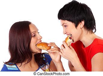 κατάλληλος για να φαγωθεί ωμός , γυναίκεs