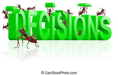κατασκευή , φτιάχνω , απόφαση , αποφασίζω , εκλεκτός