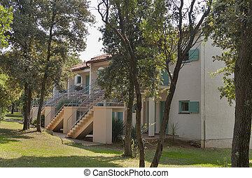 κατοικητικός , appartments , για , ακμή άδεια , μέσα , κροατία
