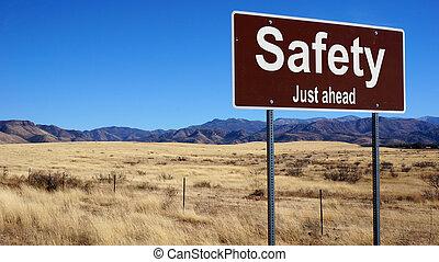 καφέ , ασφάλεια , δρόμος αναχωρώ