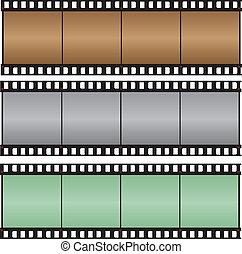 καφέ , γκρί , εικόνα , hi-light, μικροβιοφορέας , πράσινο , βγάζω , ταινία