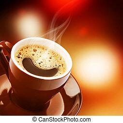 καφέs , εσπρέσο