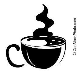 καφέs χωρίs γάλα , περίγραμμα