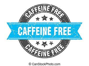καφε , γραμματόσημο , σήμα , ελεύθερος , στρογγυλός , ...