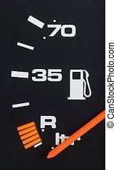 καύσιμα , μέτρο