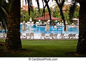 κερδοσκοπικός συνεταιρισμός , μέσα , ξενοδοχείο , - , διακοπές , φόντο