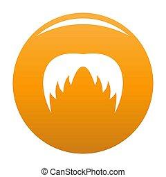 κεφάλι , μαλλιά , εικόνα , πορτοκάλι
