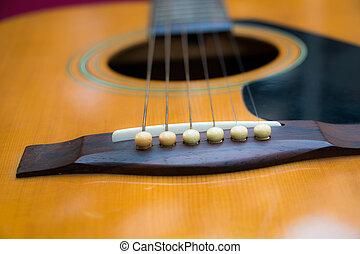 κιθάρα , φόντο