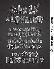 κιμωλία , κεφαλαία γράμματα , μικρά γράμματα , αλφάβητο , χέρι , σύμβολο , μικροβιοφορέας , αριθμοί , μετοχή του draw , βγάινω από το αβγό
