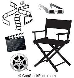κινηματογράφοs , απεικόνιση