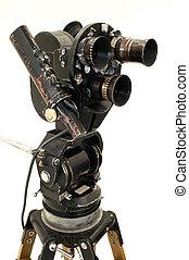κινηματογραφική ταινία κάμερα , tripod.