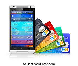 κινητός , τραπεζιτικές εργασίες , γενική ιδέα , χρηματοδοτώ