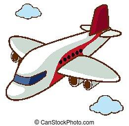 κλίμα αγοραία άμαξα , αεροπλάνο