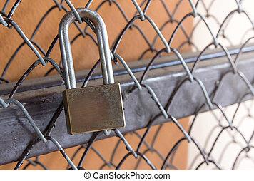 κλειδαριά , ασφάλεια , ασφάλεια