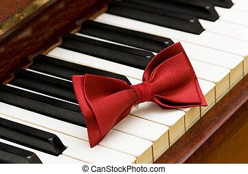 κλειδιά , δένω , πιάνο , αριστερός αποσύρομαι