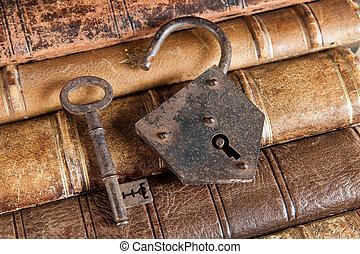 κλειδωμένα , αγία γραφή