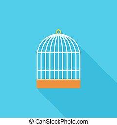 κλουβί , εικόνα