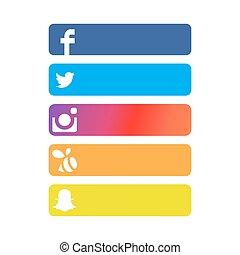 κοινωνικός , φόντο , δίκτυο , βγάζω