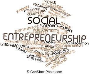 κοινωνικός , entrepreneurship