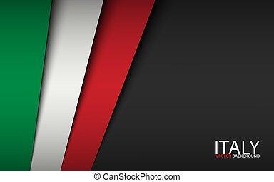 κοιτάζω , μοντέρνος , διάστημα , ελεύθερος , ιταλία , μπογιά , σημαία , γκρί , εδάφιο , δικό σου , έλασμα , ιταλίδα , χαρτί , γινώμενος , μικροβιοφορέας , φόντο , overlayed