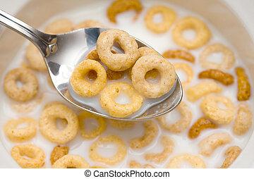 κολατσιό δημητριακά