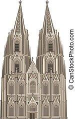 κολόνια καθεδρικός