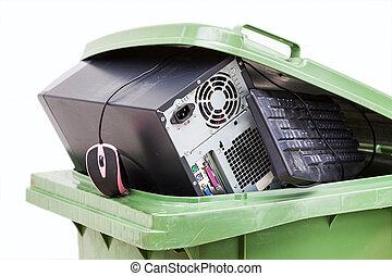 κομματάκι , ηλεκτρονικός υπολογιστής