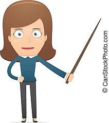 κορίτσι , διαχειριστής , suitable, για , χρήση , μέσα ,...