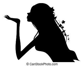 κορίτσι , περίγραμμα