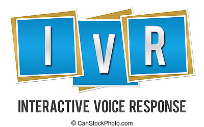 κορμός , - , ivr, αλληλεπιδραστικός , απόκριση , φωνή , μπλε