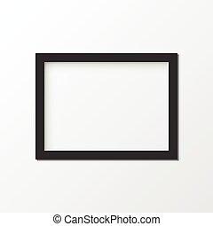 κορνίζα , μικροβιοφορέας , μαύρο , εικόνα