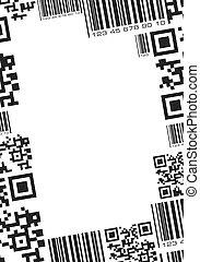 κορνίζα , barcode , ρυθμός