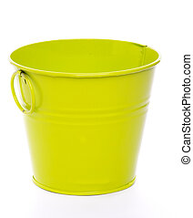 κουβάς , πράσινο