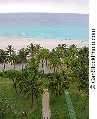 κουβανός , παραλία