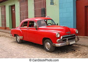 κουβανός , ταξί