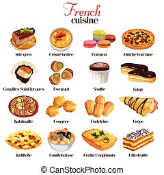 κουζίνα , γαλλίδα , απεικόνιση