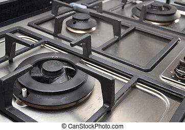 κουζίνα , κουζίνα , αέριο