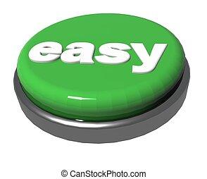 κουμπί , εύκολος