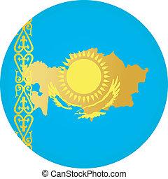 κουμπί , καζακστάν