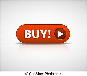 κουμπί , μεγάλος , τώρα , κόκκινο , αγοράζω