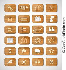 κουμπί , ξύλο , κοινωνικός