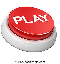 κουμπί , παίζω