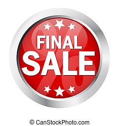 κουμπί , τελικός , πώληση
