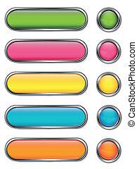 κουμπιά , ιστός , μικροβιοφορέας , κενό