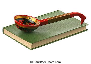 κουτάλι , βιβλίο