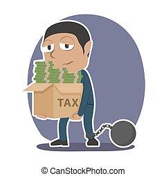 κουτί , ακολουθία , χρήματα , φορολογώ , αφρικανός , επιχειρηματίας