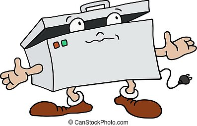 κουτί , αστείος , απόψυξη