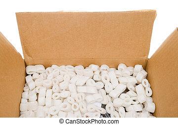 κουτί , styrofoam , πακετάρισμα , αράπικο φιστίκι ,...