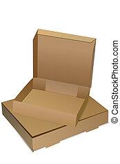 κουτιά , αδειάζω